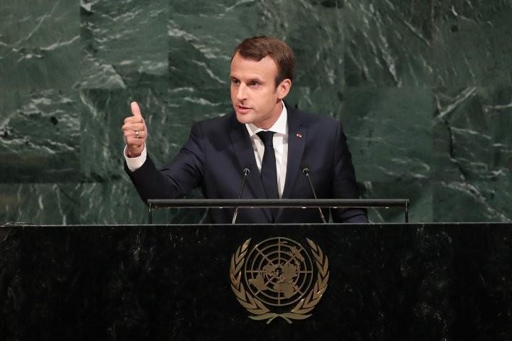 France defends Paris Agreement on Climate Change - ảnh 1