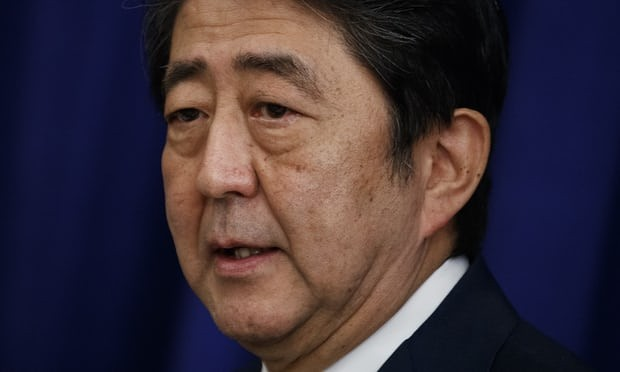 Prime Minister Shinzo Abe calls for early election - ảnh 1
