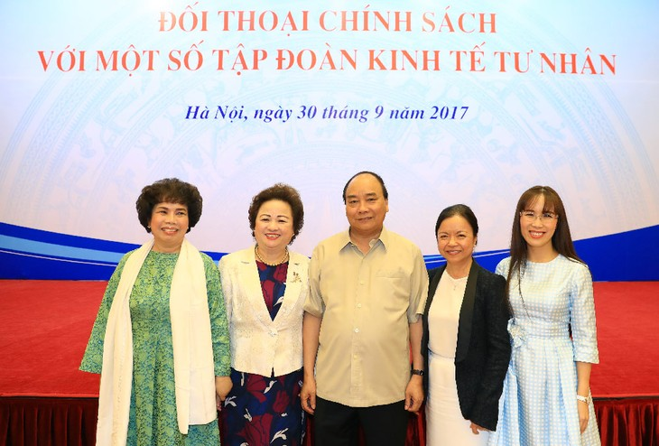 Tackling difficulties to promote the private sector - ảnh 1