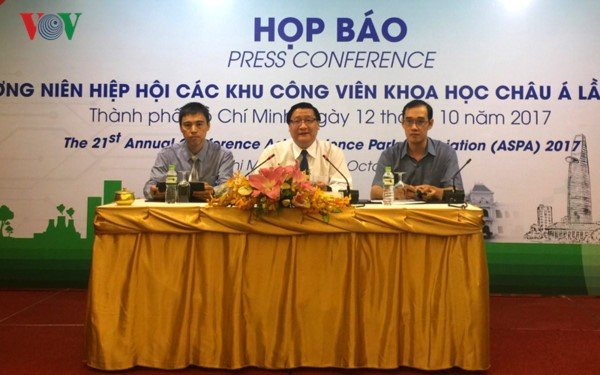 Science Parks to promote national economic competitiveness  - ảnh 1