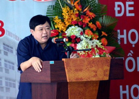 VOV President Nguyen The Ky: competition in media relies on human resources  - ảnh 1