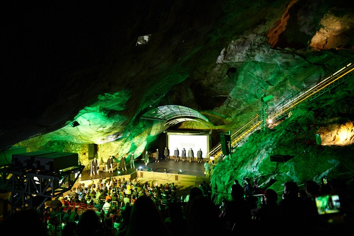 Gwangmeyong Cave, where the miracle continues - ảnh 6