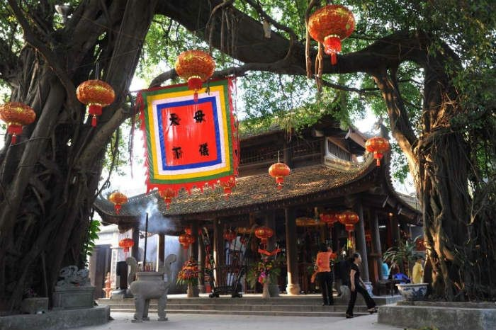 Mother Goddess temple in Hung Yen - ảnh 2