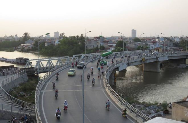 Hai Phong–city of bridges - ảnh 2