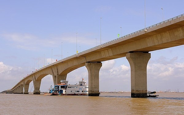 Hai Phong–city of bridges - ảnh 1
