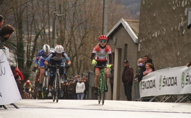 Vietnamese places second at Chambéry French Grand Prix - ảnh 1
