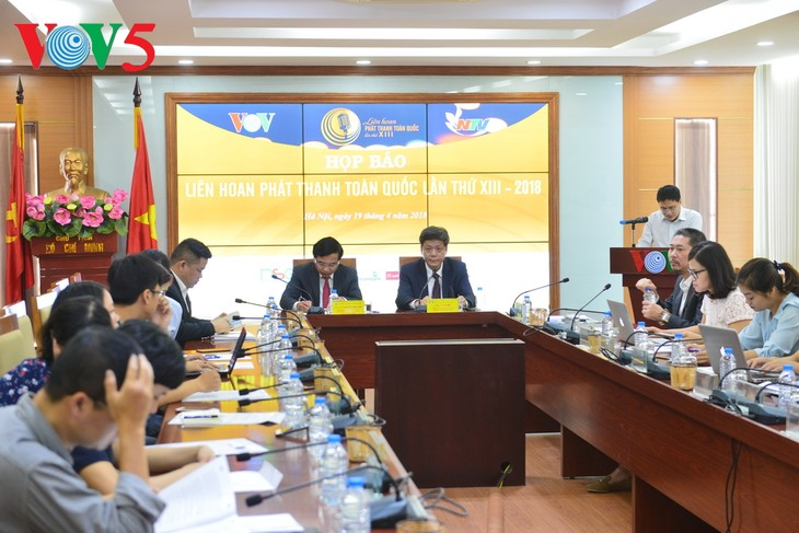 National Radio Broadcasting Festival to begin in May - ảnh 1