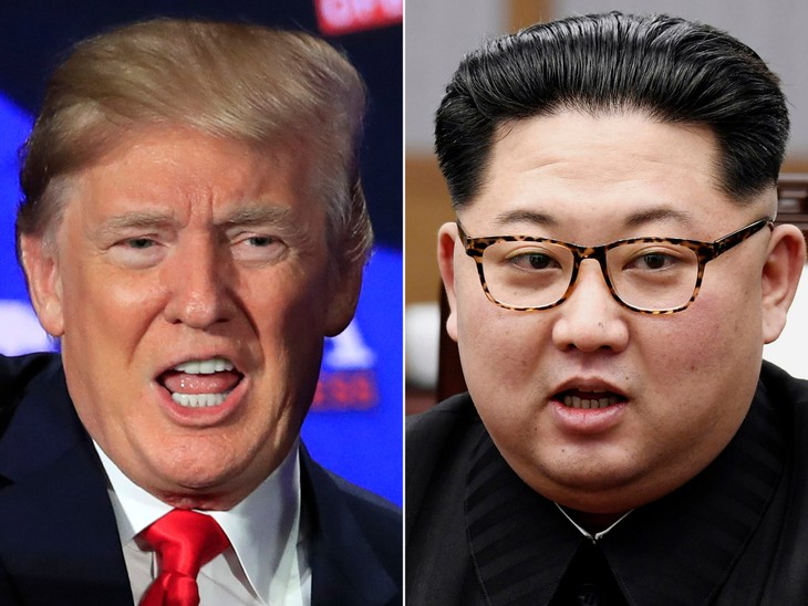 Efforts being made to revive US-North Korea summit - ảnh 1