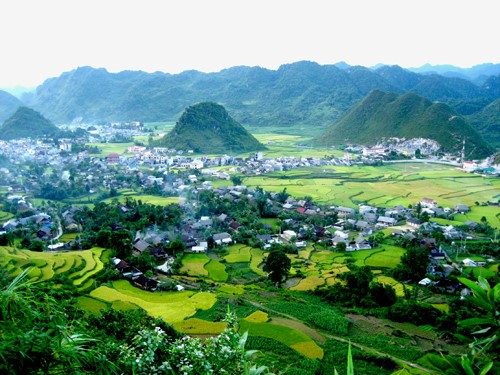 Quan Ba, a heaven of clouds and mountains - ảnh 2