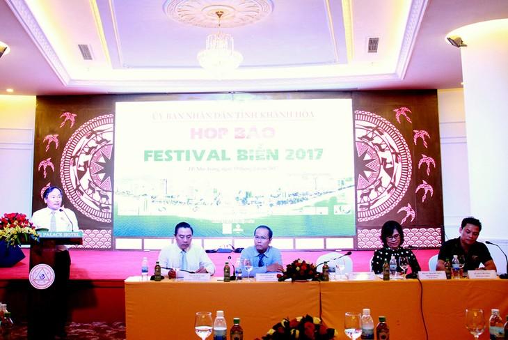 Festival សមុទ្រ Nha Trang Khanh Hoa មានសកម្មភាពចំនួនជាង ៥០ - ảnh 1