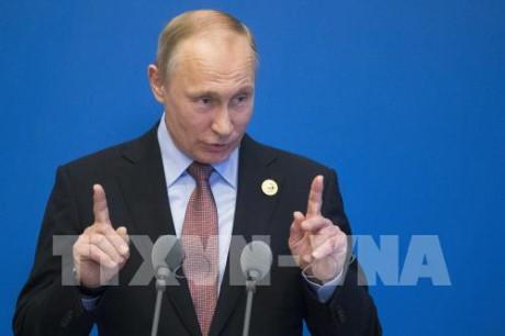 ប្រធានាធិបតីលោក Putin ច្រានចោលការដែលរុស្ស៊ីទទួលព័ត៌មានសម្ងាត់ ពីប្រធានាធិបតីអាមេរិក - ảnh 1