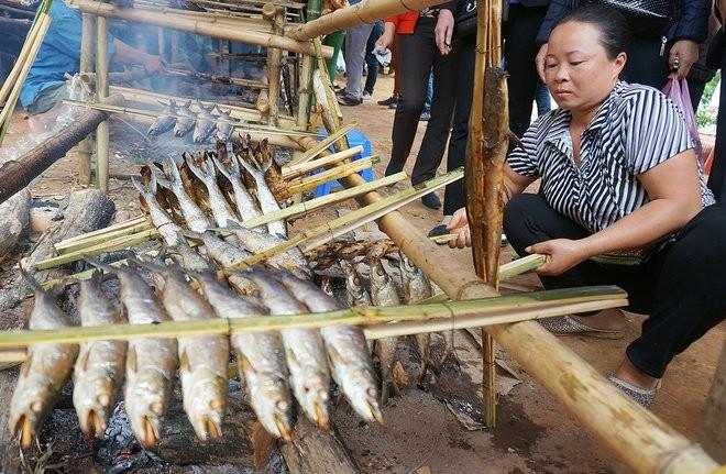 ទៅទស្សនា Thung Nai នៅខេត្ត Hoa Binh - ảnh 3