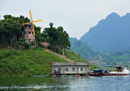 ទៅទស្សនា Thung Nai នៅខេត្ត Hoa Binh - ảnh 2