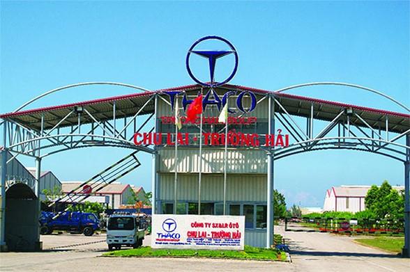 Thaco Truong Hai Chu Lai - សហគ្រាសជោគជ័យបំផុតនៅខេត្តQuang Nam - ảnh 1