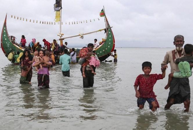 ក្រុមប្រឹក្សាសន្តិសុខអង្គការសហប្រជាជាតិបានចេញសេចក្តីប្រកាសរួម អំពាវនាវឲ្យបញ្ឈប់អំពើហឹង្សានៅ Rakhine - ảnh 1