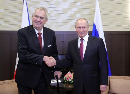 ប្រធានាធិបតី V. Putin៖ ការស្ដារប្រក្រតីភាពទំនាក់ទំនងរុស្ស៊ី-EU ឆ្លើយតបនឹងផលប្រយោជន៍រួម - ảnh 1