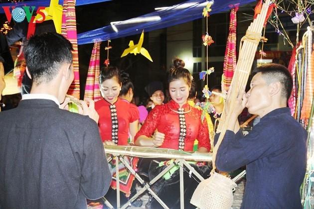 លក្ខណៈវិសេសវិសាលនៃគែន Muong Lo របស់ជនជាតិ Thai - ảnh 1