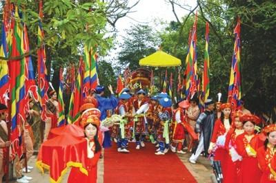 Мероприятия, приуроченные к Дню поминовения королей Хунгов и Празднику храма королей Хунгов - ảnh 1