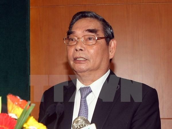 Ле Хонг Ань принял ветеранов революции из города Хошимина - ảnh 1