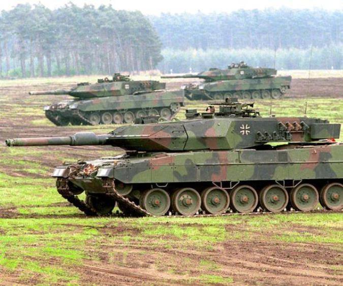 США разместят тяжёлую военную технику в Центральной и Восточной Европе - ảnh 1