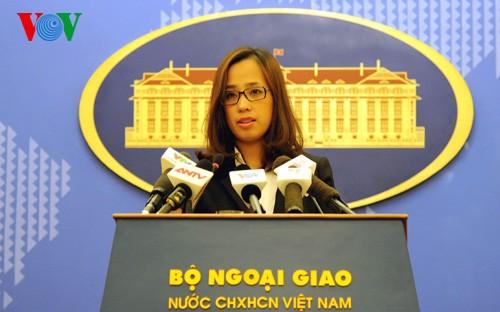 Вьетнам резко осуждает аргументы, направленные на подрыв вьетнамо-камбоджийских отношений - ảnh 1