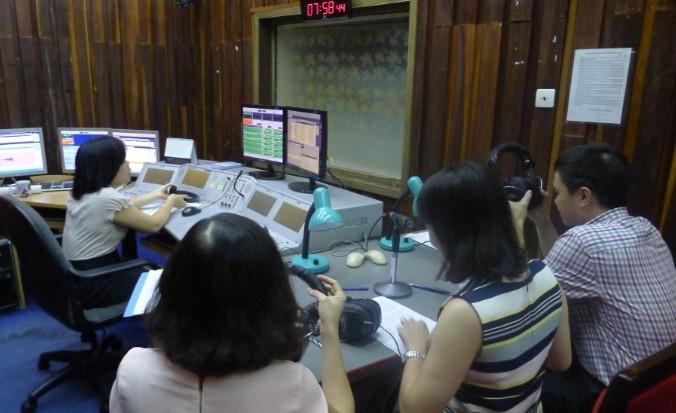 У радио «Голос Вьетнама» появился ещё один канал для иностранцев - ảnh 2