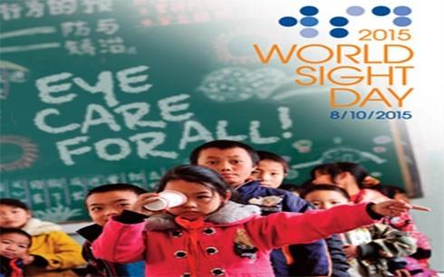 Во Вьетнаме отметили Всемирный день зрения на тему «Зрение для всех» - ảnh 1