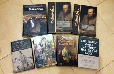 Во Вьетнаме представлены ещё 7 литературных произведений России - ảnh 1