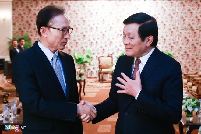 Вьетнам желает расширить сотрудничество с Республикой Корея во всех областях - ảnh 1