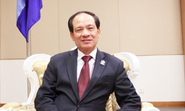 Вьетнам участвовал в мероприятиях, открывающих год председательства Лаоса в АСЕАН - ảnh 1
