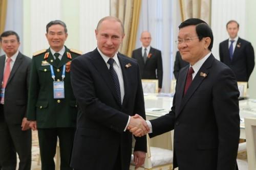 Результаты вьетнамо-российского сотрудничества в 2015 году - ảnh 1