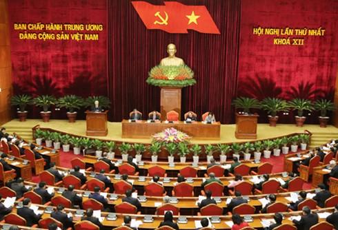 Жители страны приветствуют успех 12-го съезда Компартии Вьетнама - ảnh 1