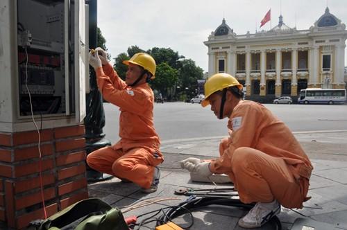 Обеспечение запаса электричества для развития страны - ảnh 1