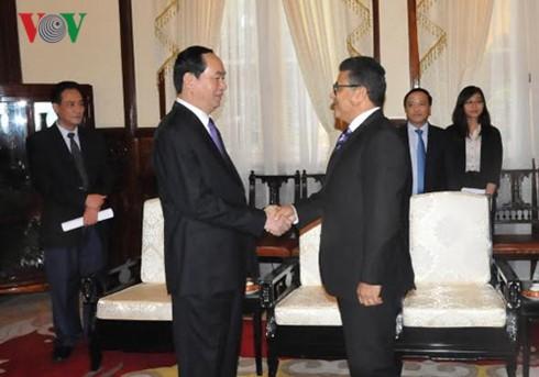Вьетнам поддерживает создание государства Палестина - ảnh 1
