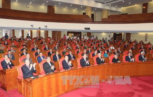 Теоретический совет ЦК Компартии Вьетнама отмечает свое 20-летие - ảnh 1