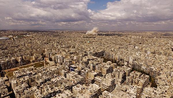 В сирийском Алеппо возобновились бои после окончания режима прекращения огня - ảnh 1