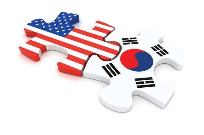 Картинки по запросу сша+республика корея+флаги