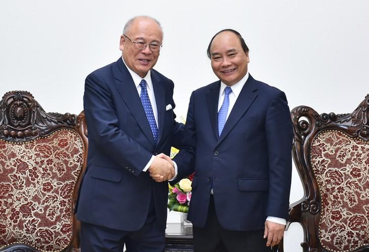 Вьетнам создаёт благоприятные условия японским предприятиям в области высоких технологий - ảnh 1