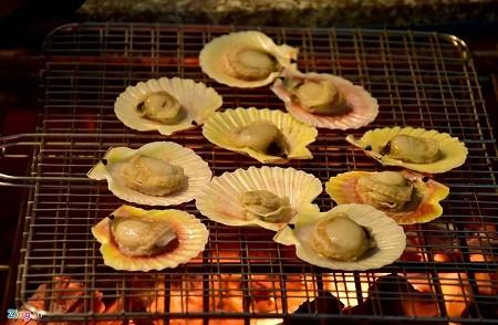 Уличная еда в городе Хошимине - ảnh 3