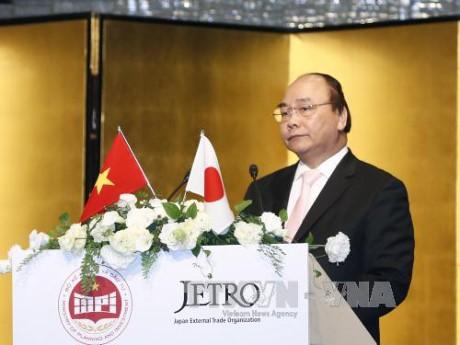 Нгуен Суан Фук принял участие в конференции по привлечению инвестиций во Вьетнам - ảnh 1
