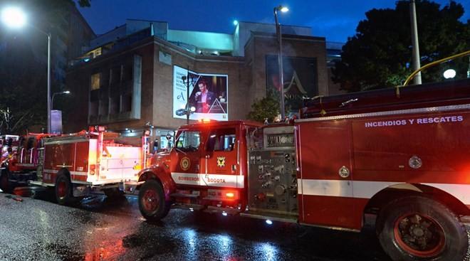 В результате взрыва в столице Колумбии пострадали многие люди - ảnh 1