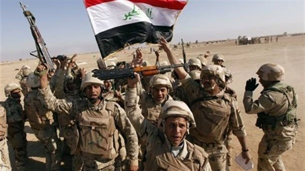 Вооружённые силы Ирака одержали символическую победу над боевиками ИГ в Мосуле - ảnh 1