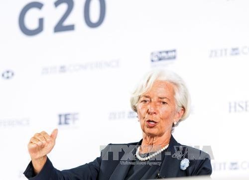 Главы МВФ, ВБ и ВТО призвали восстановить мировую торговлю - ảnh 1