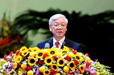 Камбоджийские СМИ освещают официальный визит генсекретаря ЦК КПВ Нгуен Фу Чонга - ảnh 1