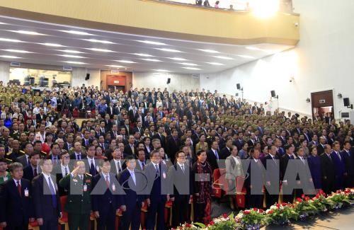 В Лаосе состоялось празднование 55-летия со дня установления дипотношений с Вьетнамом - ảnh 1