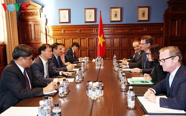 Вьетнам призывает австралийские компании увеличить инвестиции - ảnh 1