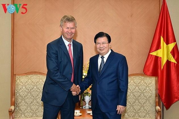 Вьетнам получает поддержку от ЮНЕП - ảnh 1