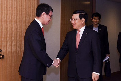 Вице-премьер Вьетнама высоко оценил оказанную Японией поддержку - ảnh 1