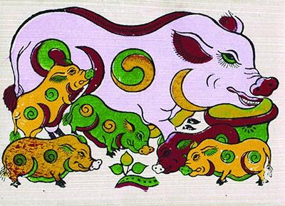 Лубки Донгхо – кандидат в объекты культурного наследия ЮНЕСКО - ảnh 1