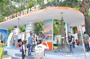 HoChiMinh City tourism day opens - ảnh 1